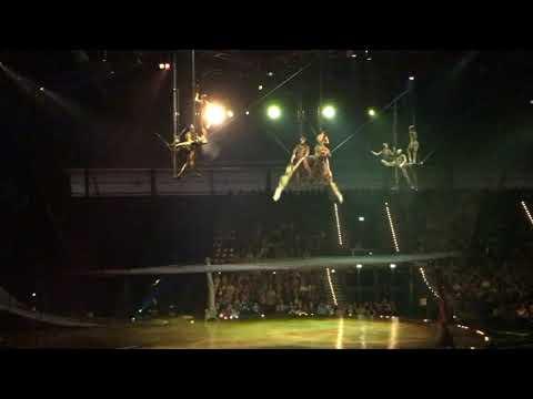 Cirque du Soleil, OVO, Leipzig, 29.10.2017