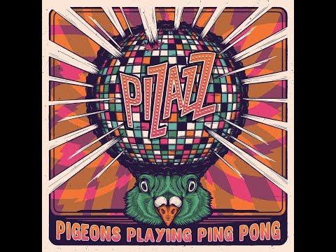 """Pigeons Playing Ping Pong: """"Fun In Funk"""""""