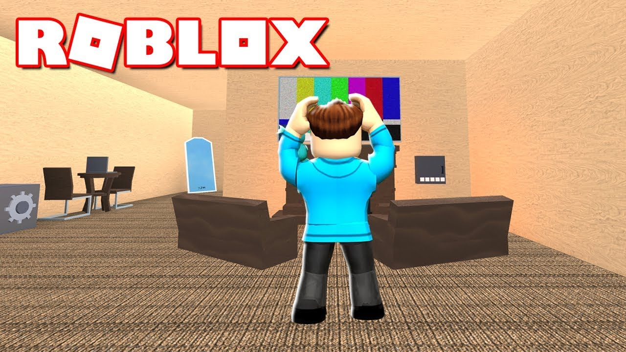 Roblox Room: Roblox Escape Room!