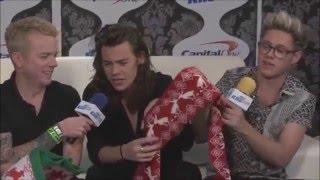 Niall's Weird Christmas Gift || Niall Horan