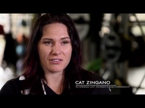 Cat Zingano on Her Long Layoff and When She'll Be Making Her Return
