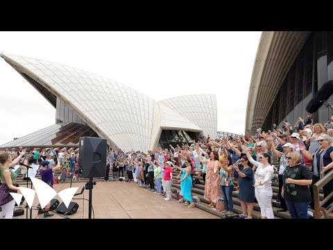 Singing Feminist Anthems with Sydney Philharmonia Choirs | All About Women 2018 Highlight