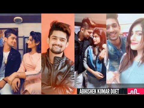 Abhishek Kumar duet musical video 2018 || Abhishek kumar best duet tiktok
