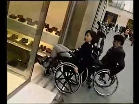 Que es ser discapacitado y su accesibilidad al mundo for Que es accesibilidad