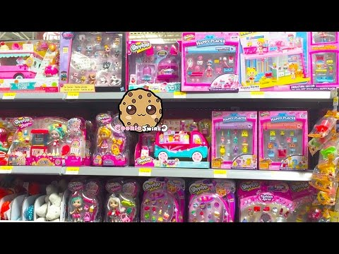 Thumbnail: Toy Hunt Cookieswirlc Shops for Shopkins, Happy Places, My Little Pony, Barbie, Disney Dolls + More