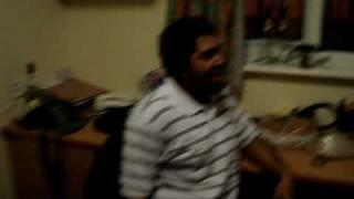 Reaction of the Benny Lava funny lyrics video