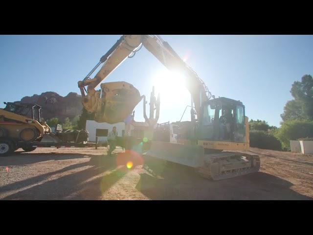 MSH Camelback Canyon Demolition