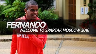 Fernando Lucas - Welcome to Spartak Moscow ● Skills ● Goals ● Assists 2016