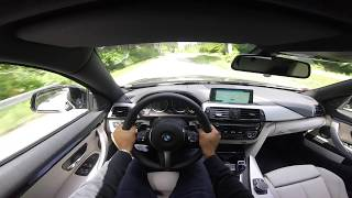 BMW 4 Series Gran Coupe 2017 Review (190hp)