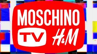 MOSCHINO [tv] H&M exclusive fashion show in New York