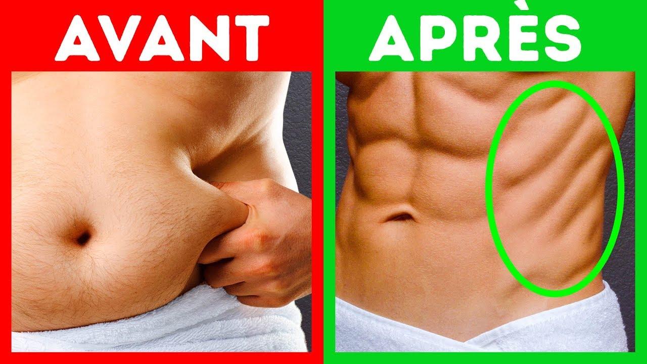 exercices d haltères pour perdre la graisse du ventre