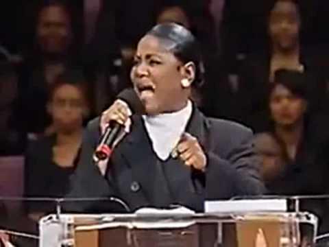 Juanita Bynum - Understanding The Voice of God In Fullness - Sermon Upload In November