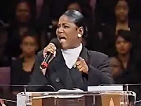 Juanita Bynum - Understanding The Voice of God In Fullness - Sermon Upload In November