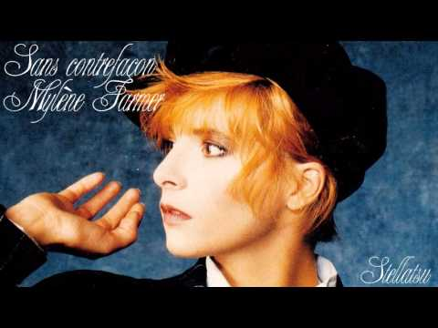 sans contrefa on mylene farmer