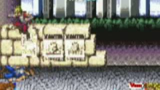 Double Dragon Advance - Combo Video