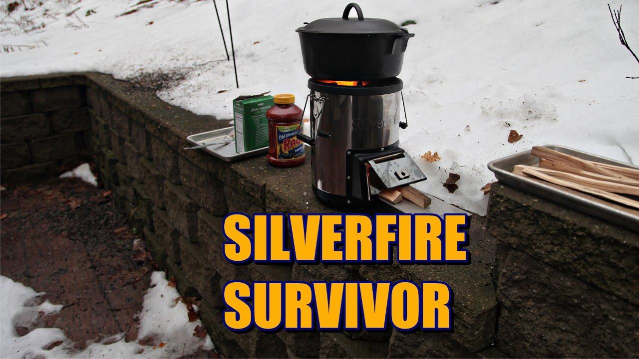 Silverfire Survivor Stove Youtube