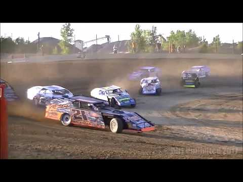 7.1.17 | UMP Modifieds Heats | Charleston Speedway