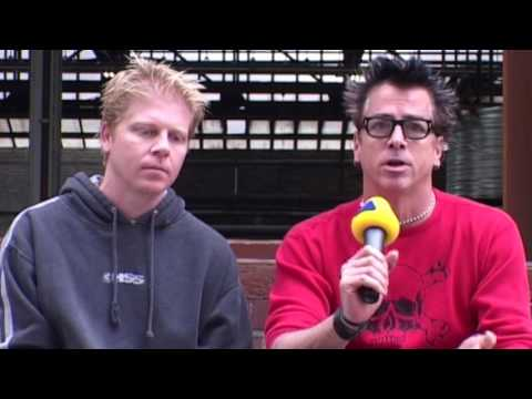 The Offspring Interview 2004