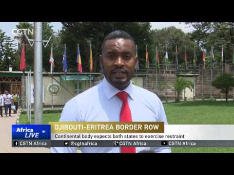 Djibouti-Eritrea Row: A.U. awaits report on border conflict from fact finding mission