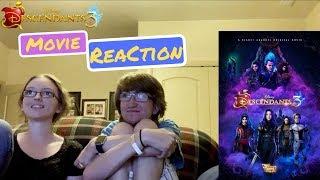 Descendants 3 MOVIE REACTION!! *SPOILERS!!*