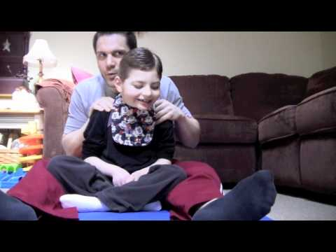 Yoga and fitness for kids with special needs adapted childrens gym and fitness cerebral palsy