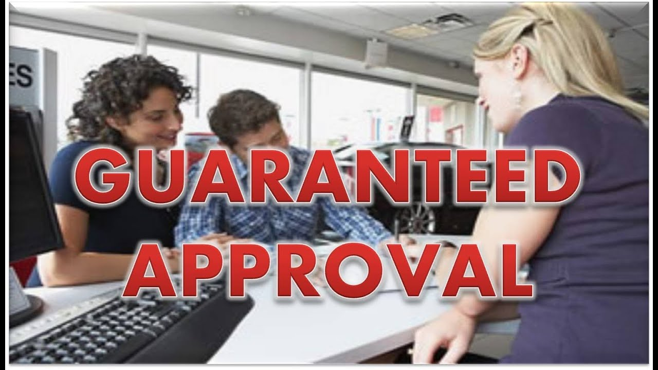 Ways to secure no credit auto loans without down payment or co signer