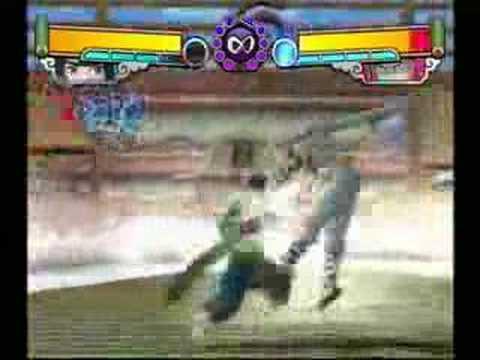 Naruto Gekitou Ninja Taisen 4 combo movie