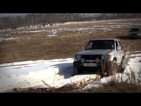 Кроссоверы IX35, X TRAIL 2015, FORESTER и легендарный внедорожник PAJERO 2