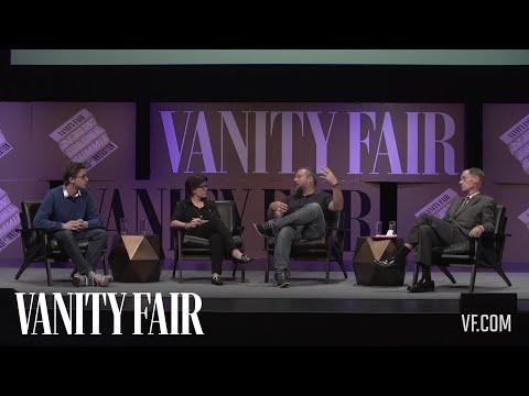 Kara Swisher, Jonah Peretti, Shane Smith, and David Carr on New and Old Media