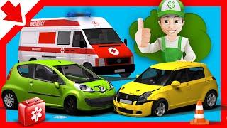 Ambulance For Kids Helps.. - Little Smart Kids