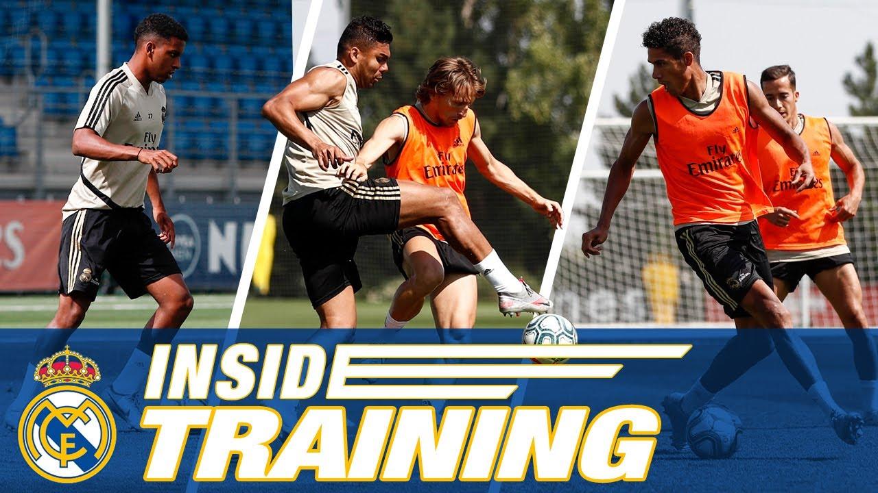 🆒 Casemiro, Benzema and co prepare for Alavés!