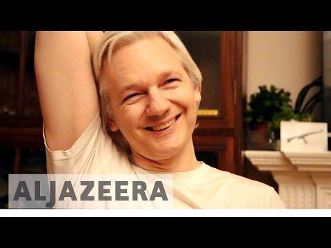 WikiLeaks founder Julian Assange hails 'important victory'