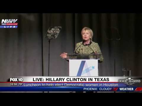 Hillary Clinton Supports Trump decisions on Missile Strike on Syrian