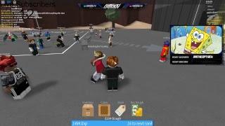 Roblox Prison Royale Con el monstruo de Azzy y Cookie PIV PIV VAS A DIE!!!!!