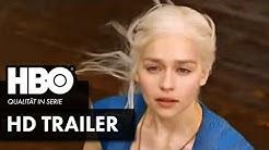 GAME OF THRONES - Die komplette 3. Staffel - Offizieller Trailer Deutsch HD