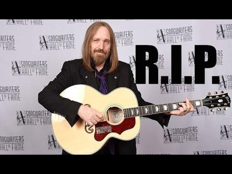Fallece Tom Petty y Evangelina Elizondo, sesion de fotos que termina en tragedia y polemica campaña