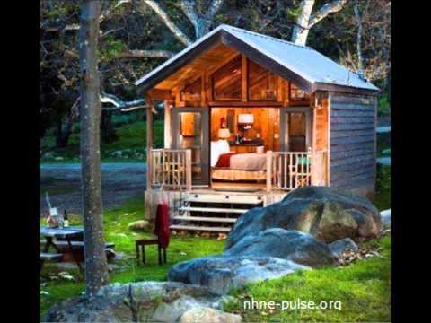 Small cottages, classical and modern, 40 photos -Pequeñas casas de campo, clásicos y modernos, fotos