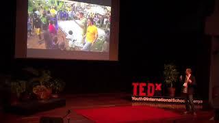 Making a Difference while having Fun   Maciej Sudra   TEDxYouth@InternationalSchoolofKenya