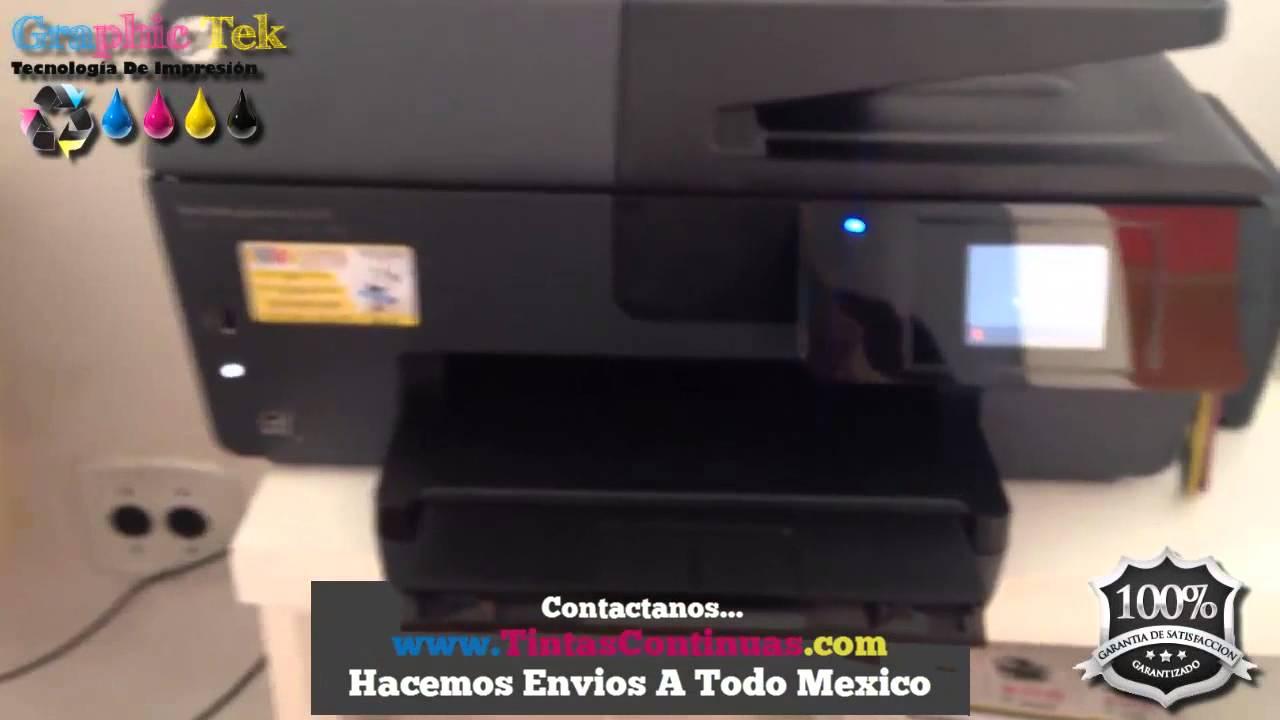 Sistema Tinta Continua Cartuchos HP 934 935 Para ...