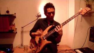 Victor Wooten You Can't Hold No Groove By KINANE