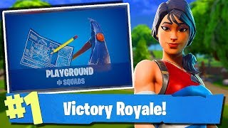 Fortnite-WILL The PARQUINHO MODE go OUT NOW? NEW SKINS COMING SOON! -Soils & Squads