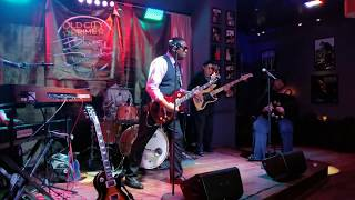 Chris Canas Band: Let The Good Times Roll LIVE at Old City Prime