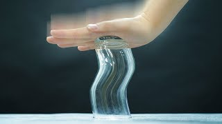 누구나 할 수 있는 마술 3가지 #10, 초인적인 힘으로 컵을 없애는 마술의 비밀 - 니키