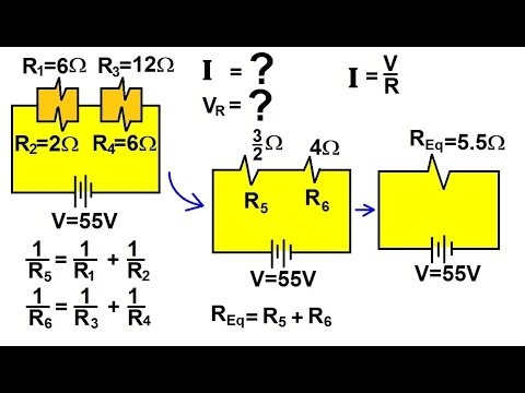 physics ohm s law and resistor circuits 1 of 18 series and rh youtube com