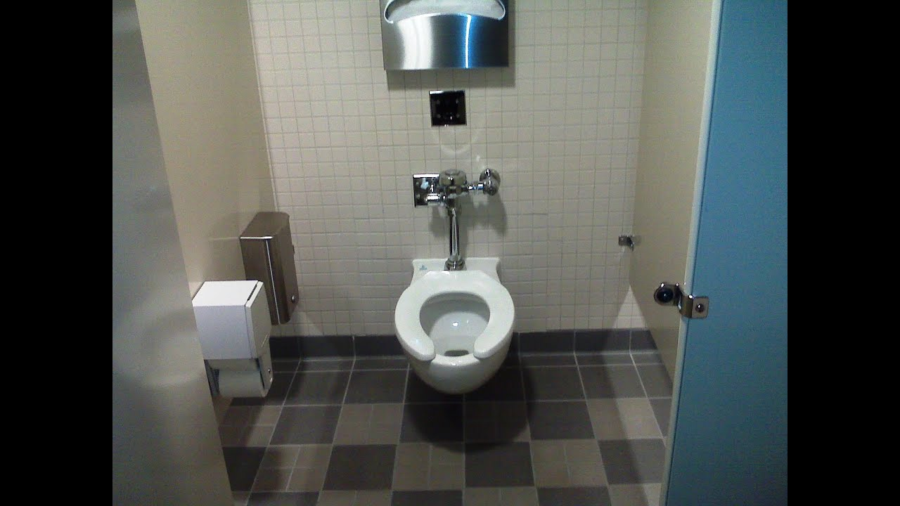 Stall In Bathroom