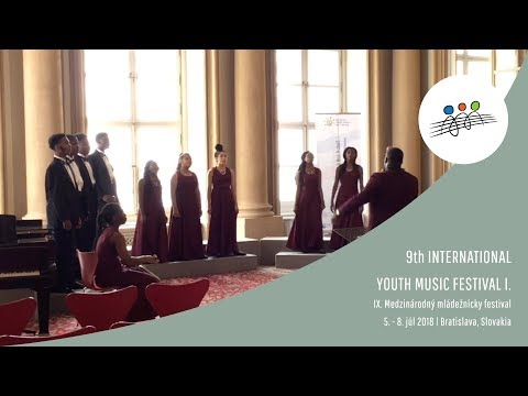 Mabelvale Middle School Chamber Singers | 9th International Youth Music Festival I. 2018