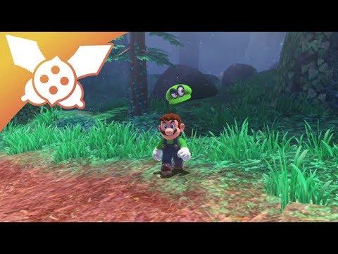 [LP] Super Mario Odyssey (Coop) #36 : Dans la Forêt des Chapeaux