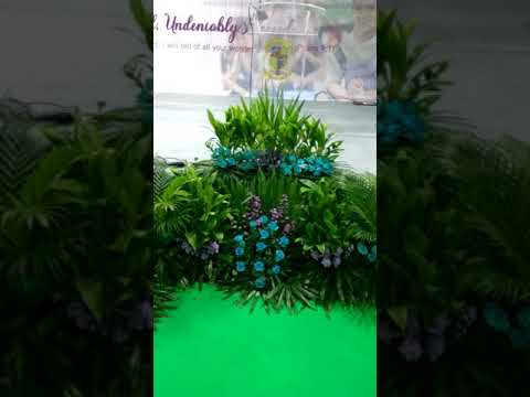 Mini Garden Taman Panggung Ayudia Florist