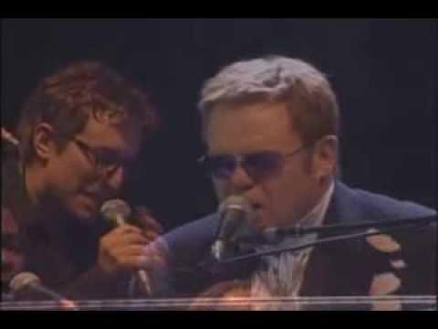 Elton John-Curtains ending LIVE MSG 2005