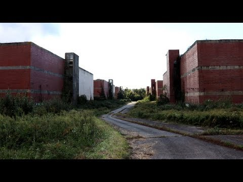 EXPLORING ABANDONED DISTILLERY LINFIELD INDUSTRIAL PARK PART 2
